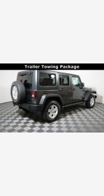 2017 Jeep Wrangler 4WD Unlimited Sport for sale 101072540