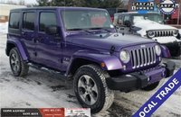 2017 Jeep Wrangler 4WD Unlimited Sahara for sale 101078894