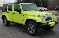 2017 Jeep Wrangler 4WD Unlimited Sahara for sale 101089740