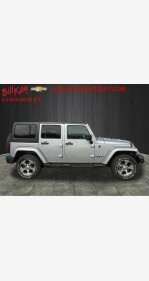 2017 Jeep Wrangler 4WD Unlimited Sahara for sale 101101341