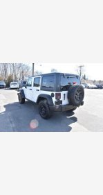 2017 Jeep Wrangler 4WD Unlimited Sport for sale 101108105
