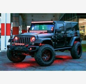 2017 Jeep Wrangler 4WD Unlimited Rubicon for sale 101108195