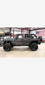 2017 Jeep Wrangler 4WD Unlimited Rubicon for sale 101113462