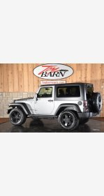 2017 Jeep Wrangler 4WD Sport for sale 101117592
