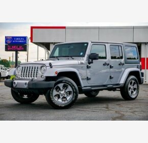 2017 Jeep Wrangler 4WD Unlimited Sahara for sale 101149463