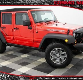 2017 Jeep Wrangler 4WD Unlimited Rubicon for sale 101172540