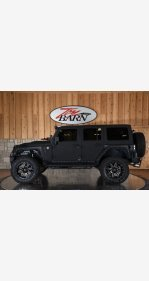 2017 Jeep Wrangler 4WD Unlimited Sport for sale 101200449