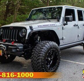 2017 Jeep Wrangler 4WD Unlimited Rubicon for sale 101205650