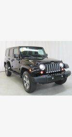 2017 Jeep Wrangler 4WD Unlimited Sahara for sale 101213290