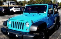 2017 Jeep Wrangler 4WD Sport for sale 101214355