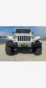 2017 Jeep Wrangler 4WD Unlimited Sahara for sale 101219328