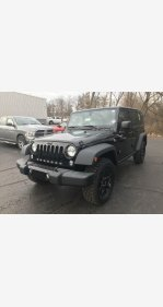 2017 Jeep Wrangler 4WD Unlimited Sport for sale 101221468