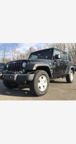 2017 Jeep Wrangler 4WD Unlimited Sport for sale 101221470