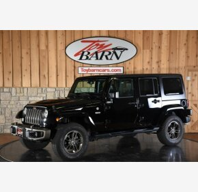 2017 Jeep Wrangler 4WD Unlimited Sahara for sale 101221795