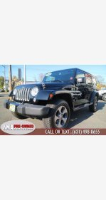 2017 Jeep Wrangler for sale 101235060