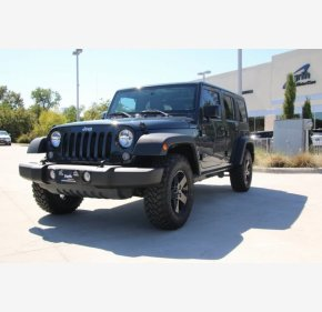 2017 Jeep Wrangler 4WD Unlimited Sport for sale 101237239