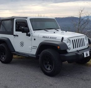 2017 Jeep Wrangler 4WD Sport for sale 101240211