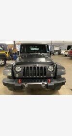 2017 Jeep Wrangler 4WD Sahara for sale 101242467