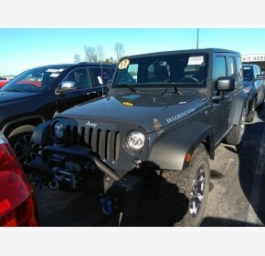 2017 Jeep Wrangler 4WD Unlimited Rubicon for sale 101243366
