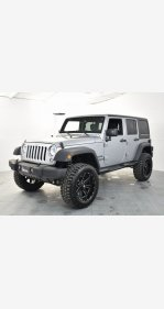2017 Jeep Wrangler 4WD Unlimited Sport for sale 101245073