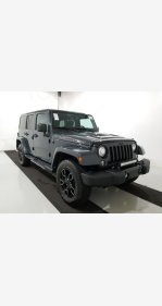 2017 Jeep Wrangler 4WD Unlimited Sahara for sale 101247397