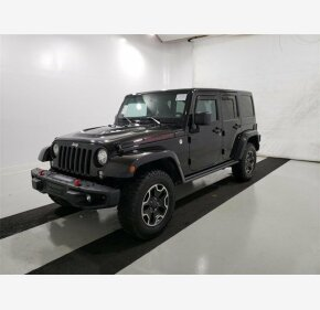 2017 Jeep Wrangler 4WD Unlimited Rubicon for sale 101248578