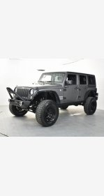 2017 Jeep Wrangler 4WD Unlimited Sport for sale 101252237
