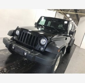 2017 Jeep Wrangler 4WD Unlimited Sport for sale 101252437
