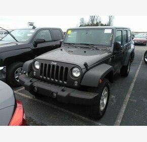 2017 Jeep Wrangler 4WD Unlimited Sport for sale 101256038
