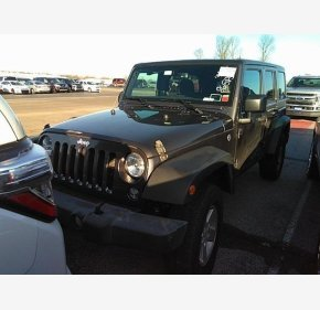2017 Jeep Wrangler 4WD Unlimited Sport for sale 101256051