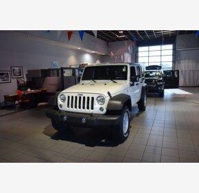 2017 Jeep Wrangler 4WD Sahara for sale 101256676