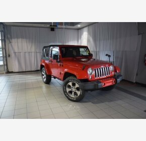 2017 Jeep Wrangler 4WD Sahara for sale 101256676