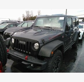 2017 Jeep Wrangler 4WD Unlimited Rubicon for sale 101265826