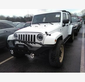 2017 Jeep Wrangler 4WD Unlimited Sahara for sale 101266213