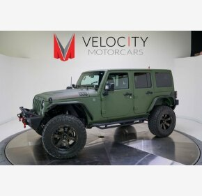 2017 Jeep Wrangler 4WD Unlimited Rubicon for sale 101269586