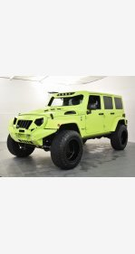 2017 Jeep Wrangler 4WD Unlimited Rubicon for sale 101270356