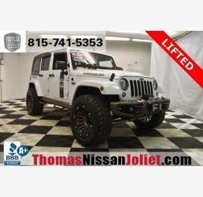 2017 Jeep Wrangler 4WD Unlimited Sahara for sale 101270855