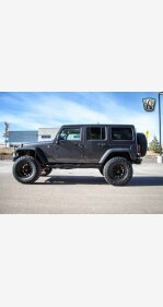 2017 Jeep Wrangler 4WD Unlimited Sport for sale 101274039