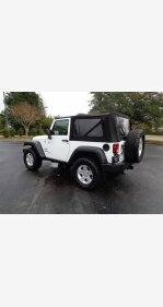 2017 Jeep Wrangler 4WD Sport for sale 101276876