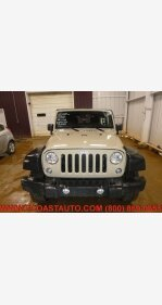 2017 Jeep Wrangler 4WD Unlimited Sport for sale 101277502