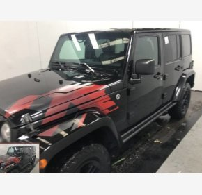 2017 Jeep Wrangler 4WD Unlimited Sahara for sale 101278420