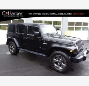 2017 Jeep Wrangler 4WD Unlimited Sport for sale 101278818