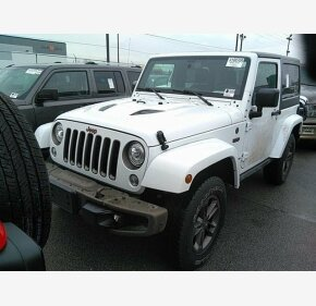 2017 Jeep Wrangler 4WD Sahara for sale 101280587