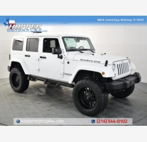 2017 Jeep Wrangler 4WD Unlimited Rubicon for sale 101281755