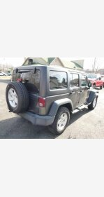 2017 Jeep Wrangler 4WD Unlimited Sport for sale 101288282