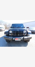 2017 Jeep Wrangler 4WD Unlimited Sport for sale 101295328
