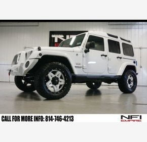 2017 Jeep Wrangler 4WD Unlimited Sahara for sale 101295364