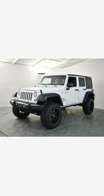 2017 Jeep Wrangler 4WD Unlimited Sport for sale 101297921