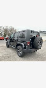 2017 Jeep Wrangler 4WD Unlimited Sport for sale 101305895