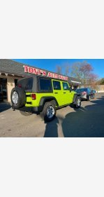 2017 Jeep Wrangler 4WD Unlimited Sport for sale 101318390